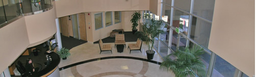 Arizona Office Lobby