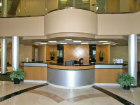 Arizon Office Reception